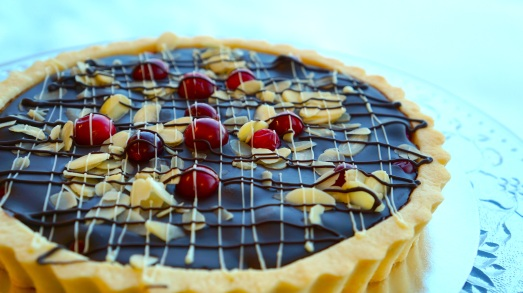 chocolate tart 2