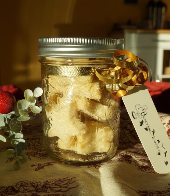 cookie - shortbread stars